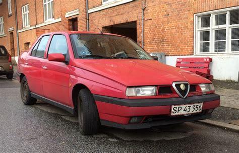 Alfa Romeo 155 by 1995 Alfa Romeo 155 Photos Informations Articles