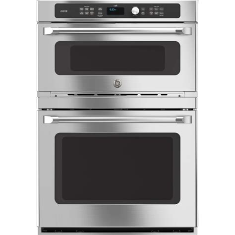ctshss ge cafe series  combination double wall oven