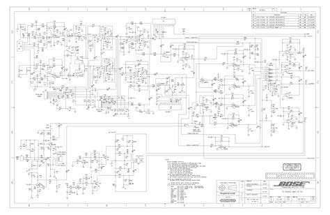 Bose Acoustimass Wiring Diagram
