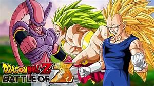 Dragon Ball Z: Battle of Z - SSJ3 Vegeta, SSJ3 Broly ...