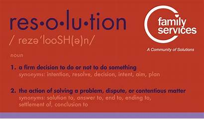 Resolution Definition Resolved Resolutions Services