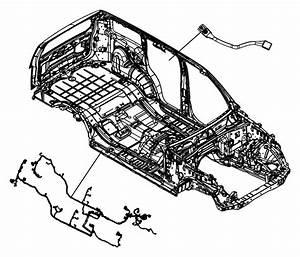 Chrysler Sebring Wiring  Sunroof   Power Sunroof   Trim