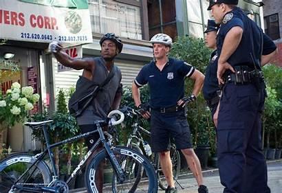 Rush Premium Bike Cop Christopher Place Manny