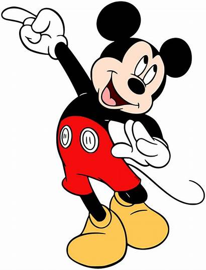 Mickey Mouse Clipart Clip Animated Disney Camp