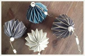 Origami Boule De Noel : tuto origami boule de noel ~ Farleysfitness.com Idées de Décoration