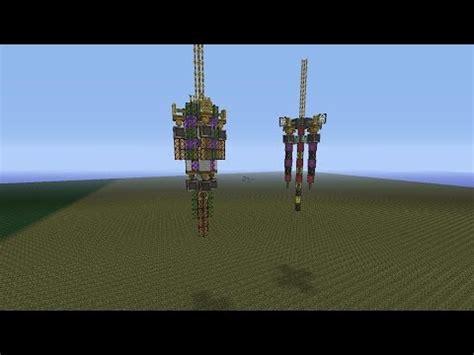 minecraft chandelier tutorial