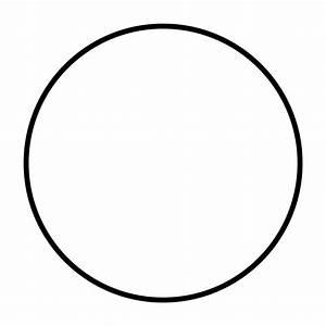 File Circle - Black Simple Svg
