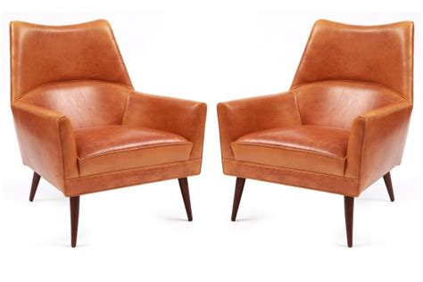 modern leather lounge chair excellent midcentury modern
