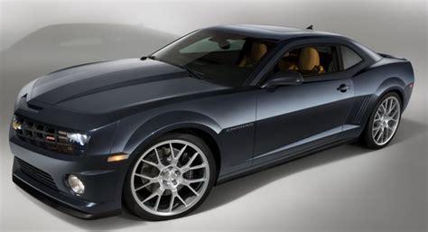 chevy brings   camaro concepts  sema show