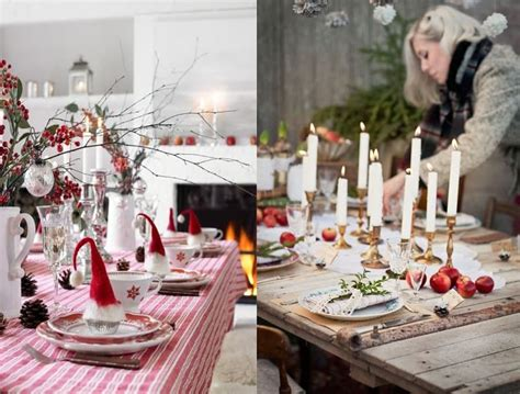 Christmas Table Decorating Ideas For This Year