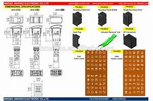 Led Light Bar Rocker Switch Wiring Diagram