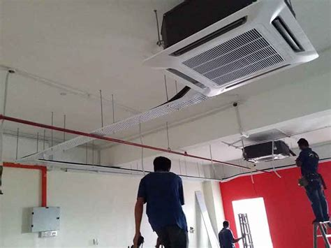 air conditioning electrical service  klang valley