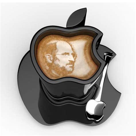 concept coffee mug  designed  apple gadgetsin