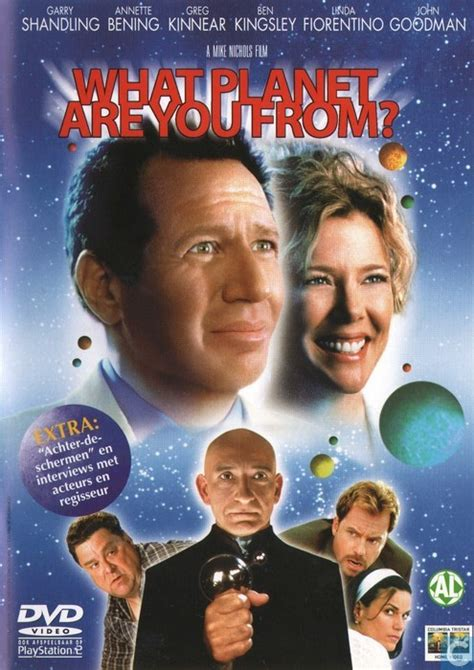What Of Are You by What Planet Are You From Dvd Catawiki