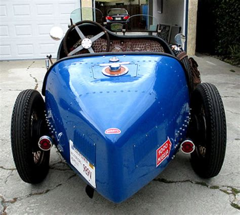 Bugatti 1927 Type 37 Race Car Reproduction 1 Of 1 Unit