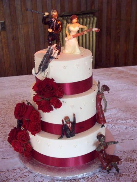 zombie wedding cakes decoration ideas  birthday