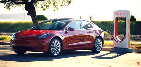 tesla model  dubbed  fastest charging car  europe