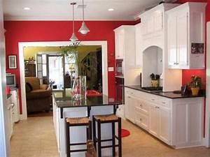 les 25 meilleures idees de la categorie ilot de cuisine With good meuble ilot central cuisine 3 idee couleur cuisine la cuisine rouge et grise
