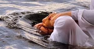 Experimental Theology  Be Baptized