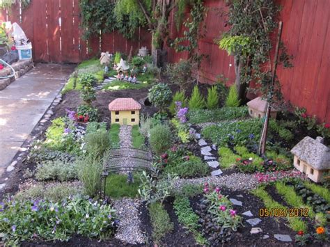 253 Best Images About Garden/rock,fairy And Gnome Garden