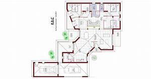 Plan maison originale for Plan de maison originale