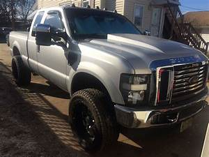 2008 Ford F250 Diesel 6spd Manual 65k Miles Lots Of Extras