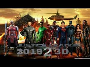 Justice League 2 Official Trailer... Hindi 3D hollywood ...