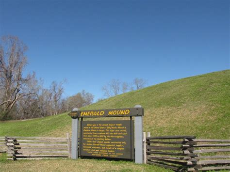 Panoramio - Photo of Emerald Mound, Natchez, Mississippi