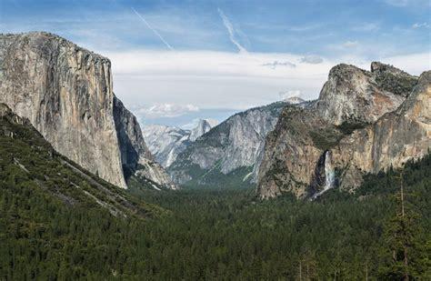 Yosemite National Park World Natural Treasure Traveltipy