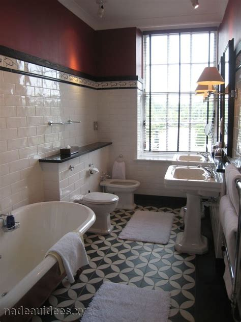 salle de bain vintage chaios