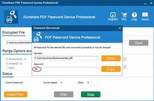 how to remove open password from pdf file with advanced With pdf document open password