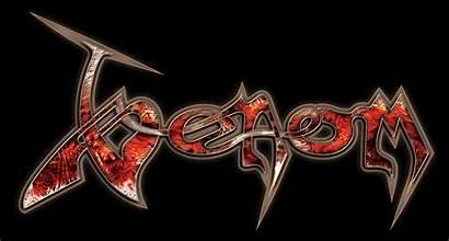 Metal Logos Venom Band Heavy Bands Imagem