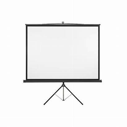 Projector Screen Stand Vonhaus Portable Tripod Aspect