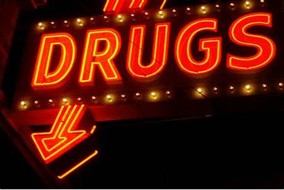 Dope Neon Trippy Drugs Animated Party Trip
