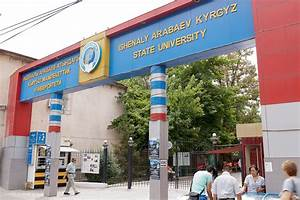List of universities in Kyrgyzstan - Wikipedia