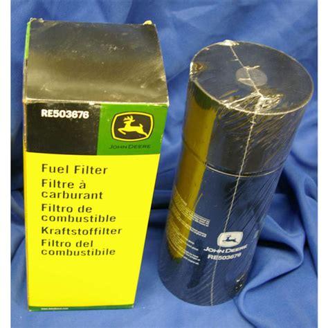 john deere fuel filter element
