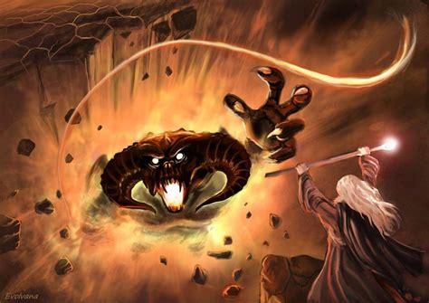 Gandalf You Shall Not Pass Wallpaper