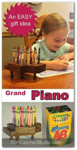 crayon holder plans beginner diy woodworking project