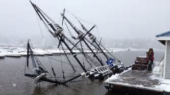 bureau pirate sunken pirate ship pulled from big lake may sail