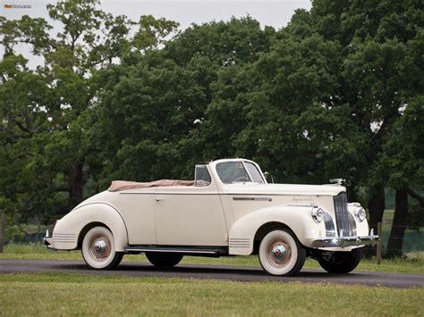 Packard 110 Special Convertible (1900-1489DE) 1941 ...