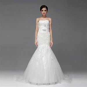 modern trumpet mermaid sleeveless organza wedding dress With trumpet wedding dresses