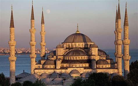 Istanbul Turkey Old City New Spirit Telegraph
