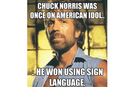Memes Chuck Norris - the 23 most ridiculous chuck norris memes ever blazepress
