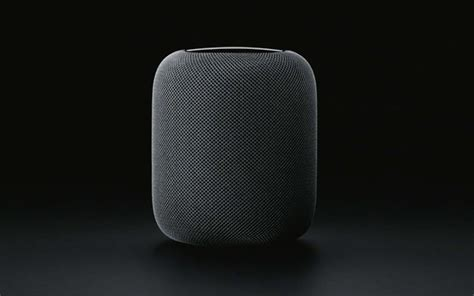 apple unveils homepod  siri smart speaker engadget