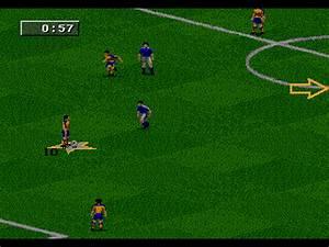FIFA Soccer 96 Screenshots