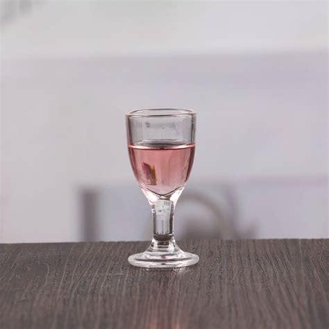 ml shot glass custom wholesale cheap mini wine shot glasses