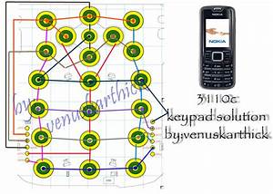 Nokia 3110 Classic Keypad Problems Picture Help