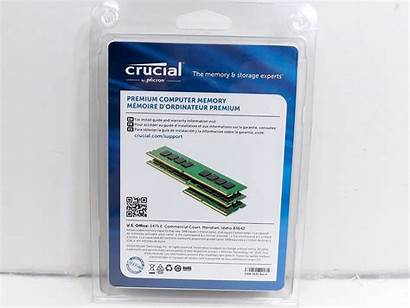 Ddr4 Crucial Mhz Gb 2133 Packaging Techpowerup