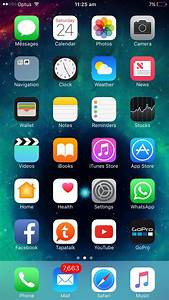 Post your iPhone 7/7+ home screens here!