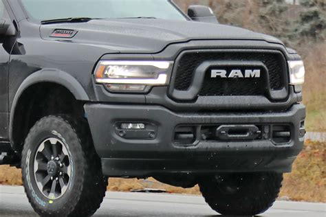 2020 Dodge Power Wagon 2500 by 2020 Ram Power Wagon Exposed